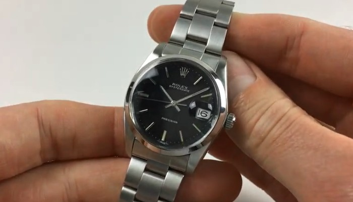 sell my vintage rolex